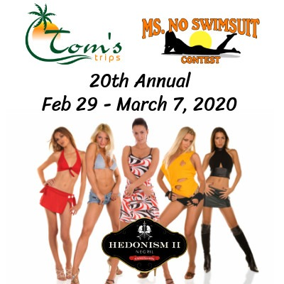 Ms. No Swimsuit Feb 29th - March 7th