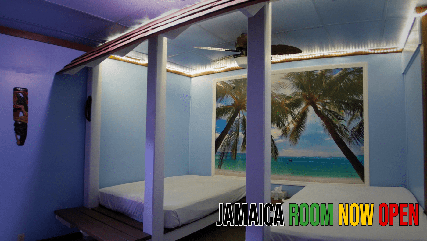 Jamaica Room Now Open